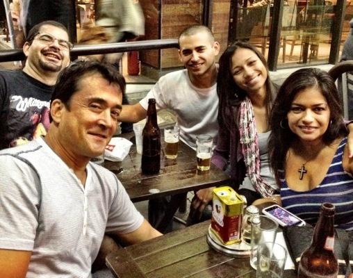 Post image for SHARING BEER AND HAPPINESS IN BRAZIL